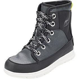 Sorel Expl**** 1964 Boots Dam black/sea salt